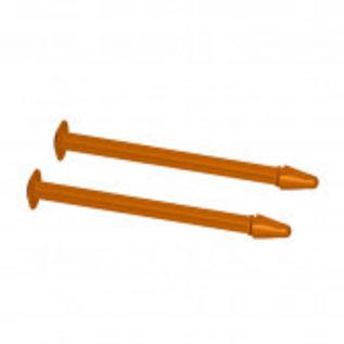 GRP Wiel pen voor 1/8 buggy wielen - 2 stuks