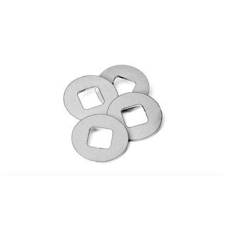 SCS M2 Steel Diff-Shim - 25mm (PL2)
