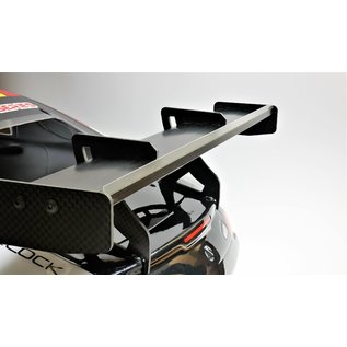 SCS M2 ST One GT3 Carbon / Aluminium rear wing
