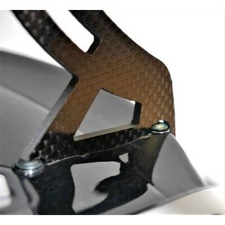 SCS M2 ST One GT3 Carbon / Aluminium achtervleugel