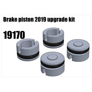 RS5 Modelsport Brake piston 2019 upgrade kit