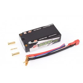 Intellect Intellect Lipo 7,6V 5000mAh 120C Shorty