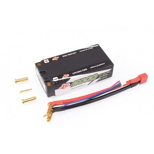 Intellect Intellect Lipo 7,6V 5000mAh 120C Shorty LiHV - 205g/5mm