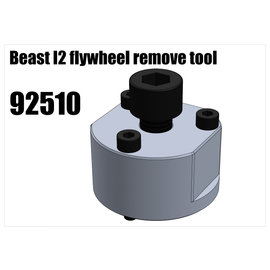 RS5 Modelsport Beast I2 flywheel removal tool