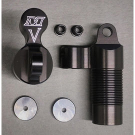 "Mecatech Racing Conversion kit ""Variable Flow"" schokdempers 4 Stuks"