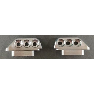 Mecatech Racing Lower rollbar mount 3 holes Right (new 2019)