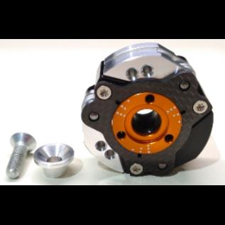 Mecatech Racing Einstellbare 3 Backen kupplung