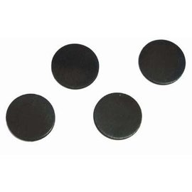 Mecatech Racing Drive shaft rubber pads, 4 pcs.