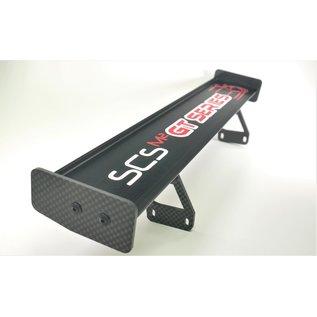 SCS M2 GT-C & K-C6 Carbon / Aluminium rear wing