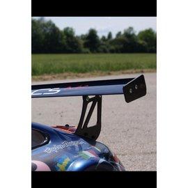 SCS M2 Porsche Carbon / Aluminium achtervleugel 350mm