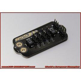RS5 Modelsport Servo direct stroom voorziening