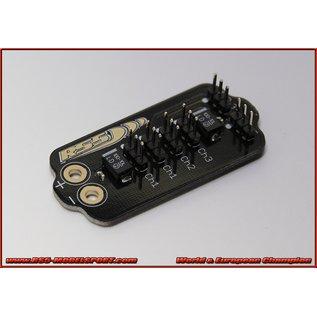 RS5 Modelsport Servo Supply Board