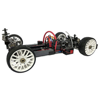 HARM Racing EGX-1 1/8 4WD GT Electro Chassiskit
