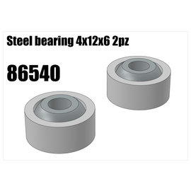 RS5 Modelsport Steel bearing 4x12x6