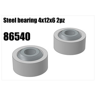 RS5 Modelsport Steel bearing 4x12x6 2pcs