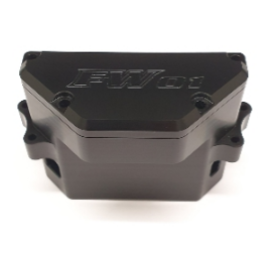 Mecatech Racing Receiver box for short 510mm chassis