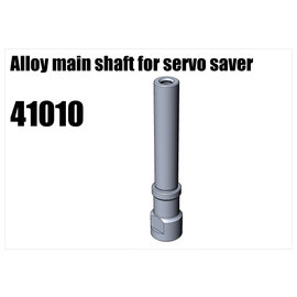 RS5 Modelsport Alloy main shaft for servo saver