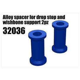 RS5 Modelsport Alloy spacer 2pcs