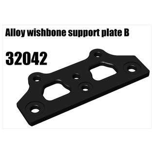 "RS5 Modelsport Alloy wishbone support plate ""B"""
