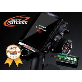 Futaba T7PXR Potless V3 - 2.4GHz 7-channel remote control