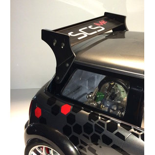 SCS M2 Flügel Set Aluminium für Mini Cooper