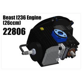 RS5 Modelsport Beast I262 Engine