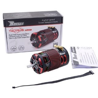 HARM Racing Brushless Rocket Taurus 1:8 Motor 68mm 2400W