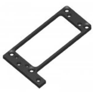 HARM Racing CFK/Carbon Servo plate