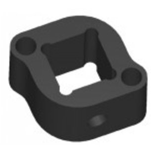 HARM Racing Support for body post rear, 2 pcs.