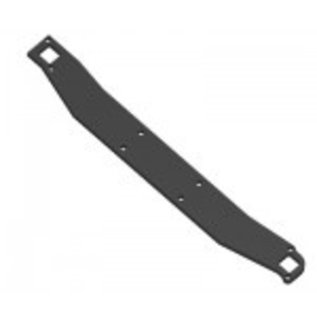 HARM Racing CFK/Carbon body support plate rear