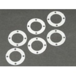 HARM Racing Differential gasket 0,5mm, 6 pcs.