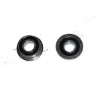 HARM Racing Competition flanged ball bearing CFK/Carbon steering crossbar 3x6x2,5, 2 pcs.