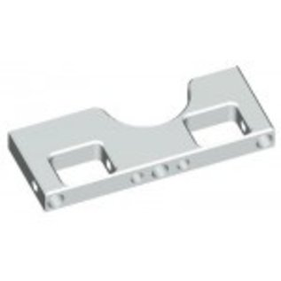 HARM Racing Axle plate front and rear
