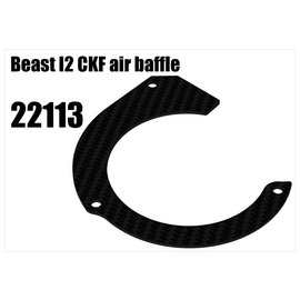 RS5 Modelsport Beast I2 CKF Luftführung