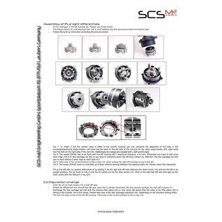 SCS M2 Powerlock 2 (Light) Differentieel