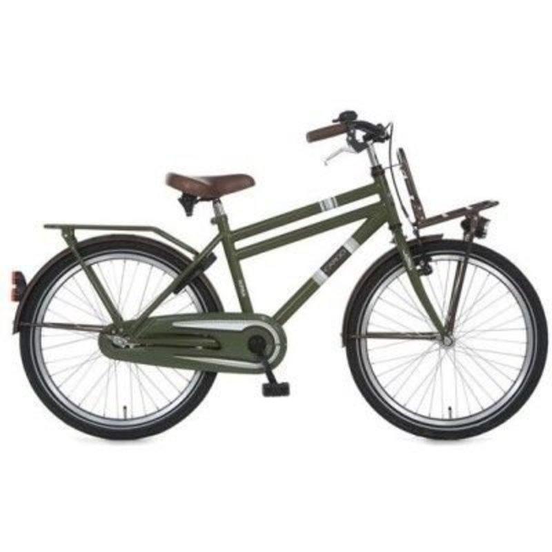 Alpina Cargo 20 /22 inch jongens fiets