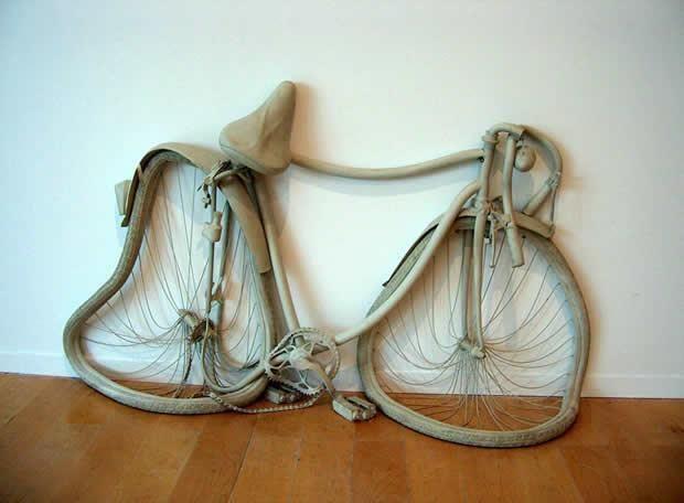 Melted Bike