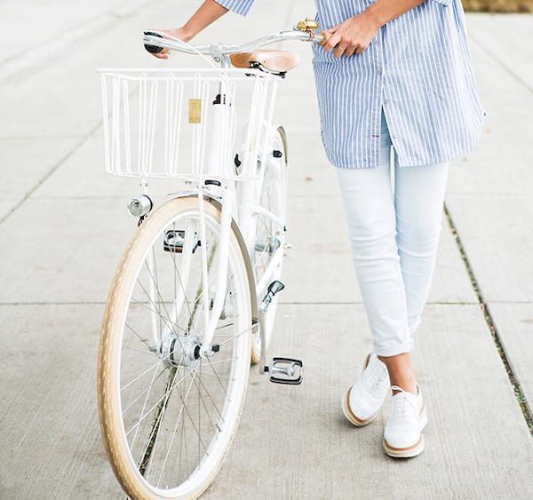 Een nieuwe fiets kopen. Wordt het een bakfiets of toch een gewone fiets?