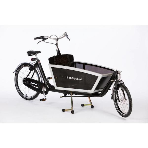Bakfiets.nl Cargo E-bike Shadow Steps