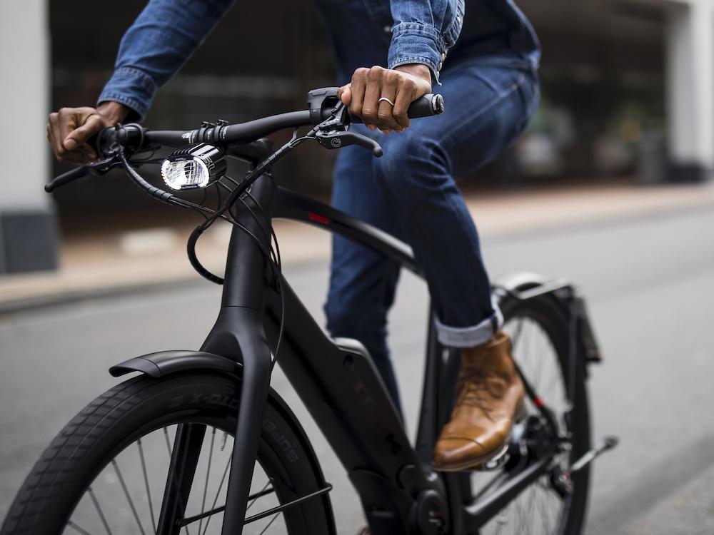 Forenzen met de e-bike