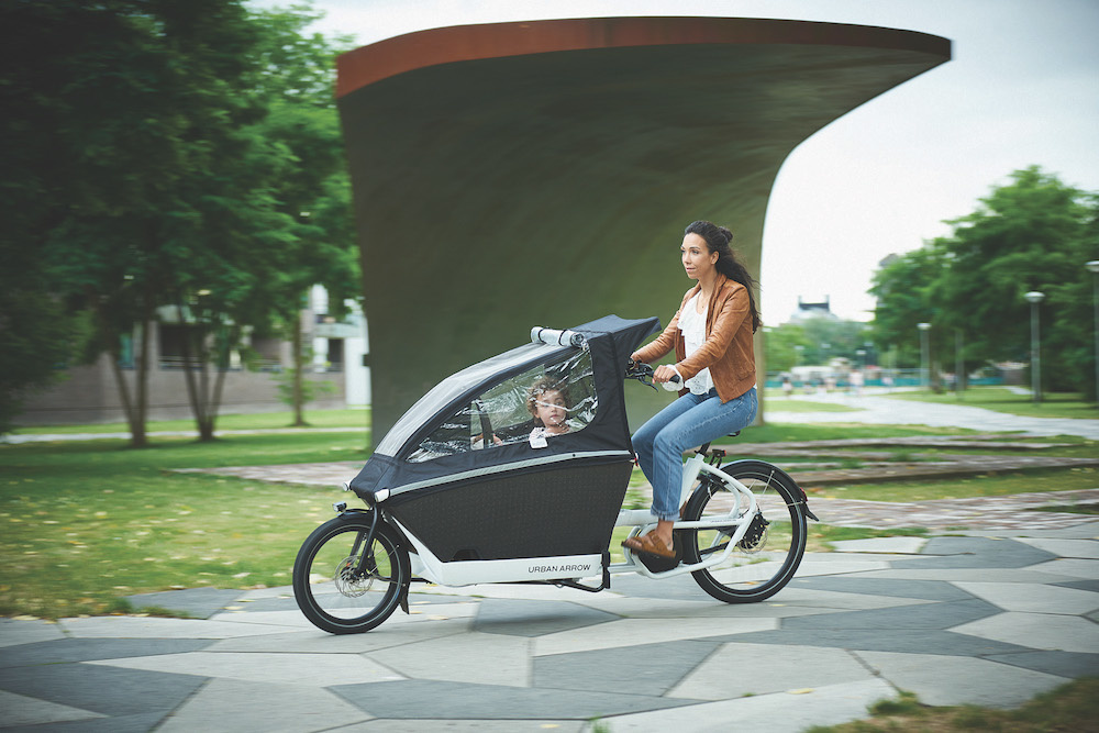 Geen plek is onbereikbaar met de e-bike