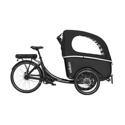 Winther Cargoo E-bike voorraad model