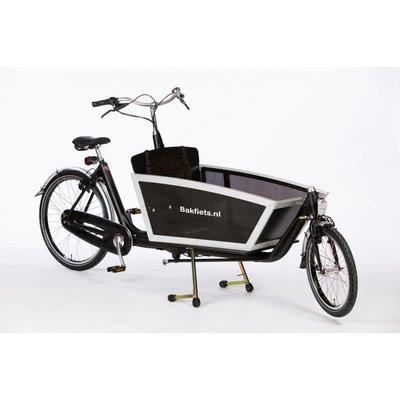 Cargo e-Bike Shadow Steps
