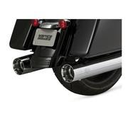 Vance & Hines De gran tamaño Chrome 450slip de complementos o Negro - Se adapta a:> 2017 Touring