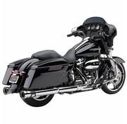 Cobra 4,5 pouces RPT Mules Chrome ou Noir - Convient à:> 2017 Touring