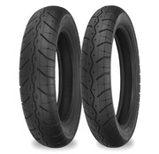 Shinko motorcycle tire 150/80 H 16 F230 71H TL - F230 Tour Master Front tires