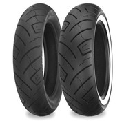 Shinko motorcycle tire 180/65 H 16 SR777RR 81H TL - SR777RR Rear tires