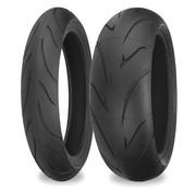 Shinko 120/70 ZR 17 F011 58W TL - pneus avant F011 Verge radiale