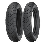 Shinko motorcycle tire MT 90 H 16 F250 73H TL - F250 Front tires