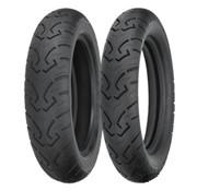 Shinko MT 90 H 16 neumáticos R250 74H TL-R250 traseras